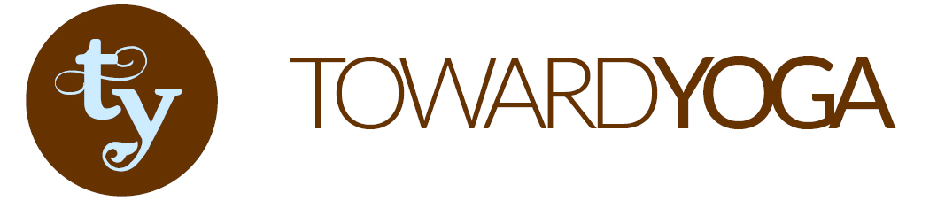 Toward Yoga Logo