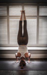 Headstand TowardYoga Iyengar Yoga Sirsasana