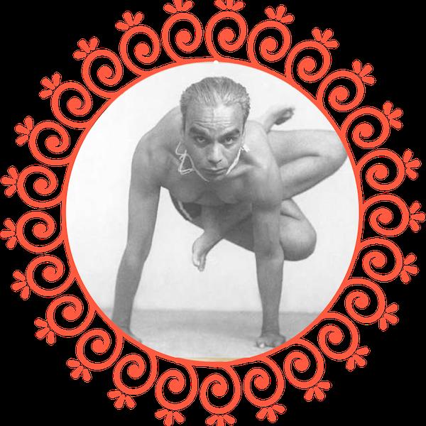 BKS Iyengar Yoga Circle