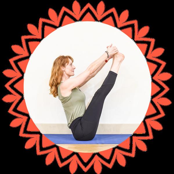 Toward Yoga Ubaya Padangusthasana