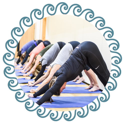 Toward Yoga Stress Relief Classes